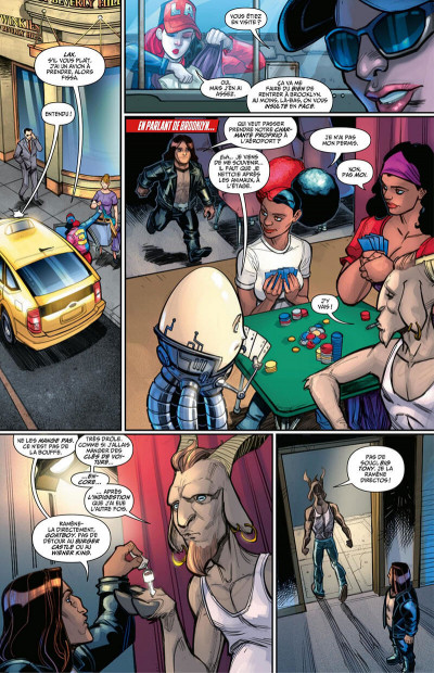 Page 9 Harley Quinn tome 5
