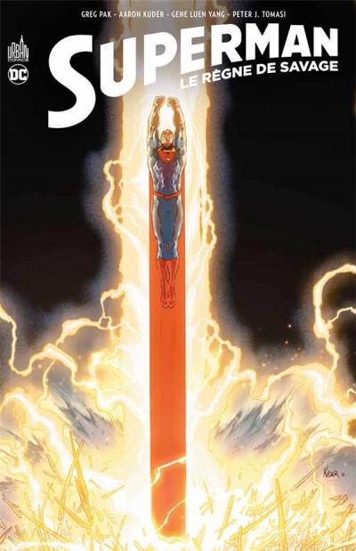 Couverture Superman - Le règne de Savage