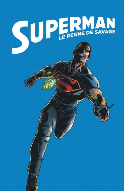 Page 1 Superman - Le règne de Savage
