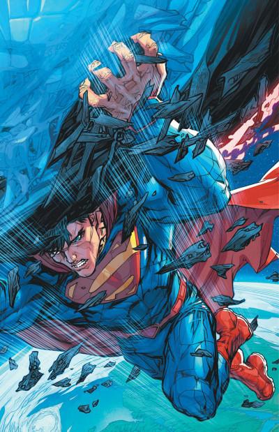 Page 3 Superman - Le règne de Savage
