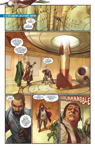 Page 7 Superman - Le règne de Savage