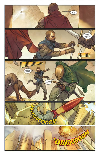 Page 8 Superman - Le règne de Savage