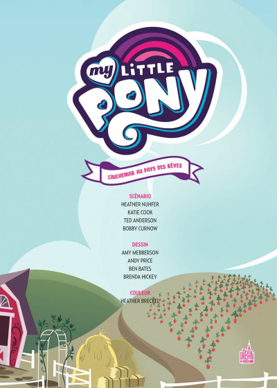 Page 3 My little Pony - intégrale tome 2