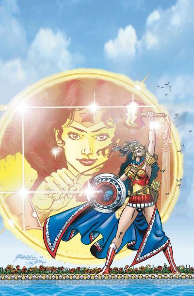 Page 2 Wonder woman - dieux et mortels tome 1