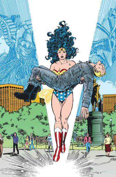 Page 4 Wonder woman - dieux et mortels tome 1
