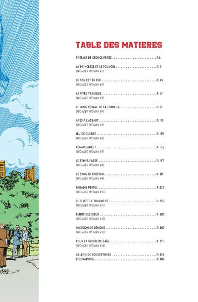 Page 5 Wonder woman - dieux et mortels tome 1