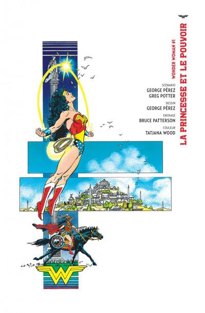 Page 8 Wonder woman - dieux et mortels tome 1