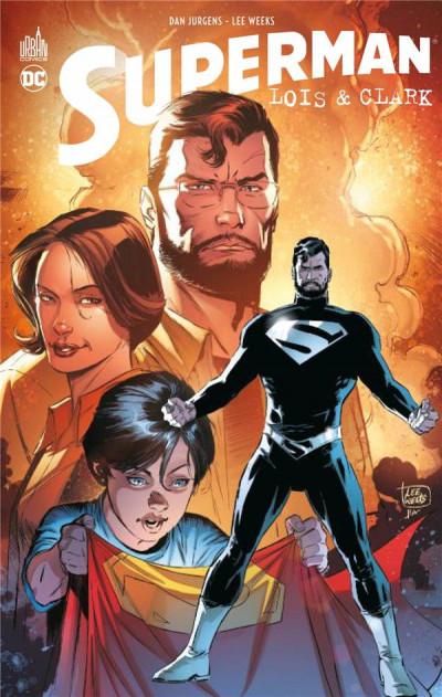 Couverture Superman Lois & Clark