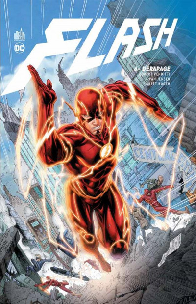 Couverture Flash tome 6