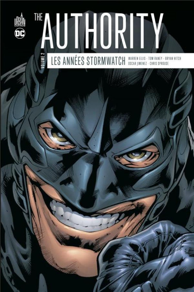 Couverture The authority - Les années Stormwatch tome 2