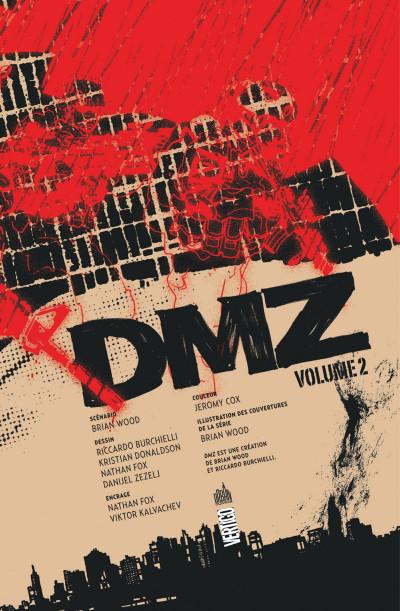 Page 3 DMZ - intégrale tome 2