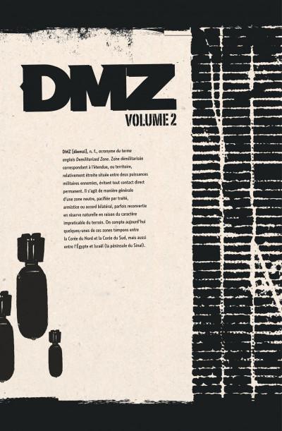 Page 4 DMZ - intégrale tome 2