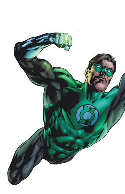 Page 2 Geoff Johns présente Green Lantern - intégrale tome 2