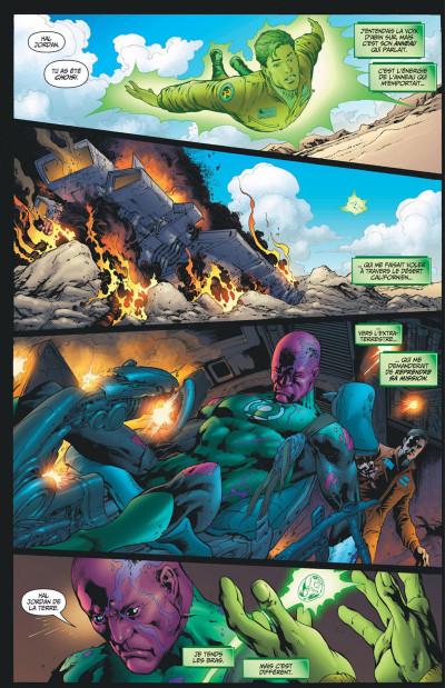 Page 9 Geoff Johns présente Green Lantern - intégrale tome 2