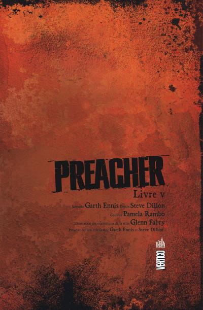 Page 3 Preacher tome 5