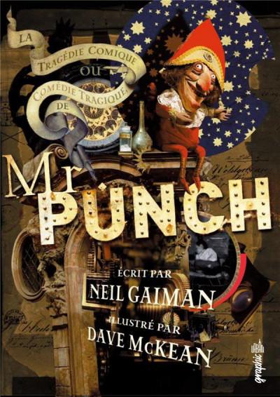 Couverture Mr Punch