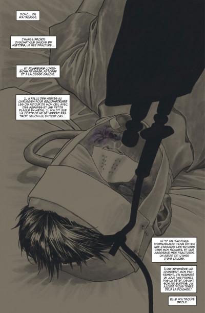 Page 5 Dark night - Une histoire vraie