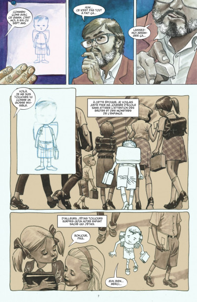 Page 8 Dark night - Une histoire vraie
