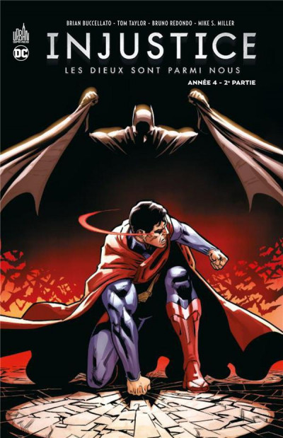 Couverture Injustice tome 8
