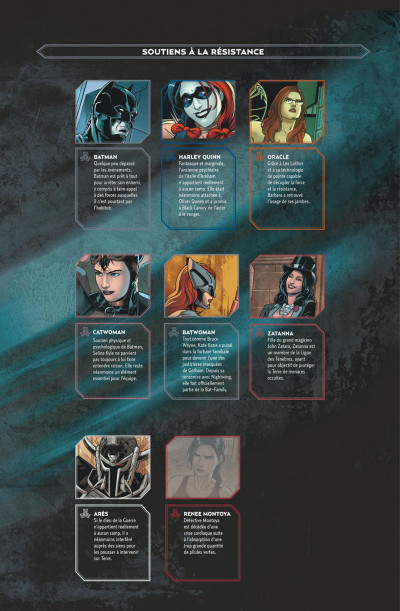 Page 4 Injustice tome 8