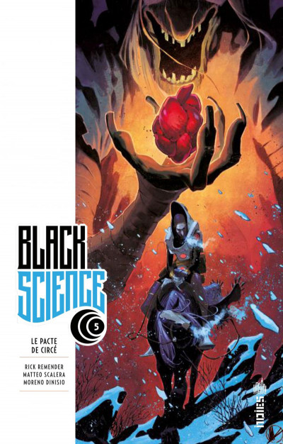 Couverture Black science tome 5