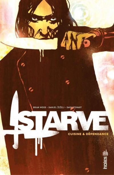 Couverture Starve