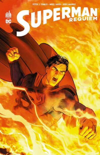 Couverture Superman - Requiem