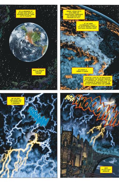 Page 2 DC univers rebirth