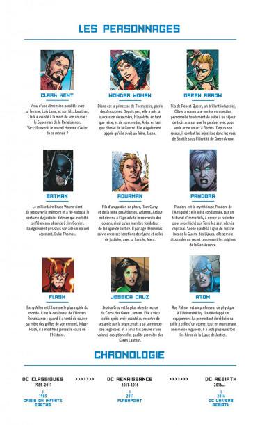 Page 5 DC univers rebirth