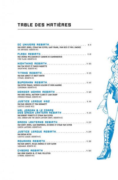 Page 6 DC univers rebirth