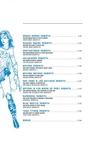 Page 7 DC univers rebirth