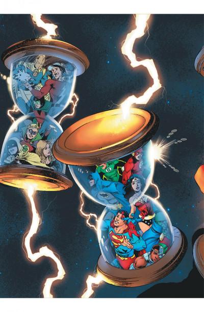 Page 8 DC univers rebirth