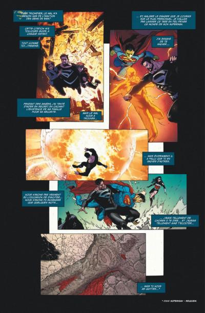 Page 1 Superman rebirth tome 1