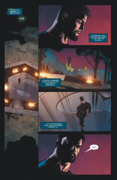 Page 2 Superman rebirth tome 1