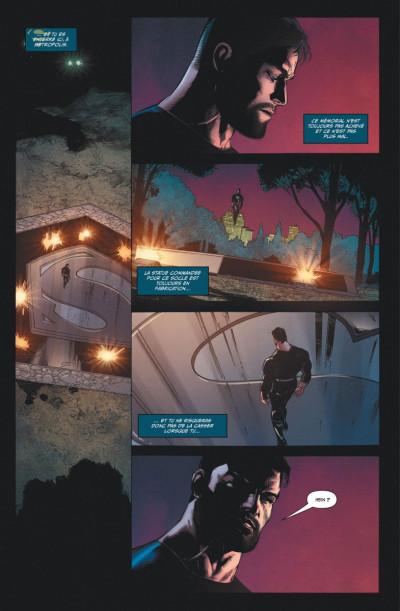 Page 2 Superman rebirth tome 1
