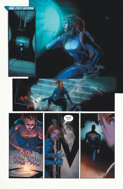 Page 3 Superman rebirth tome 1