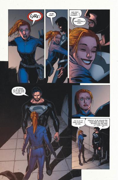 Page 4 Superman rebirth tome 1