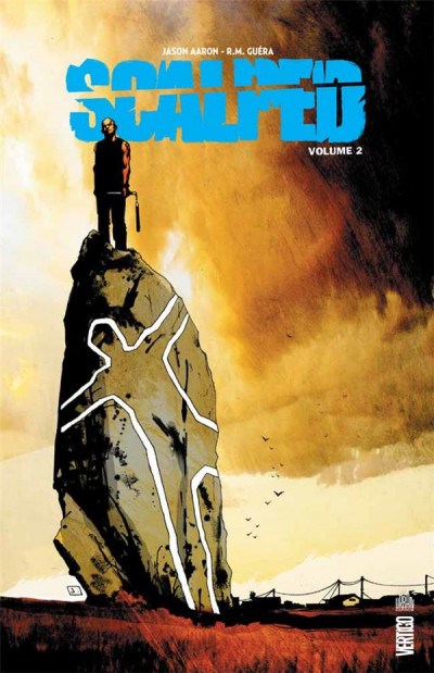 Couverture Scalped - intégrale tome 2