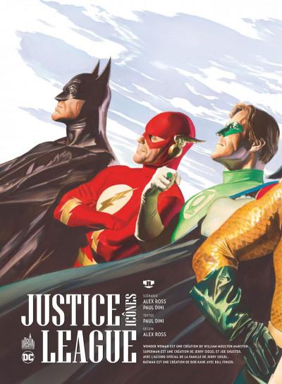 Page 2 Justice League - Icônes