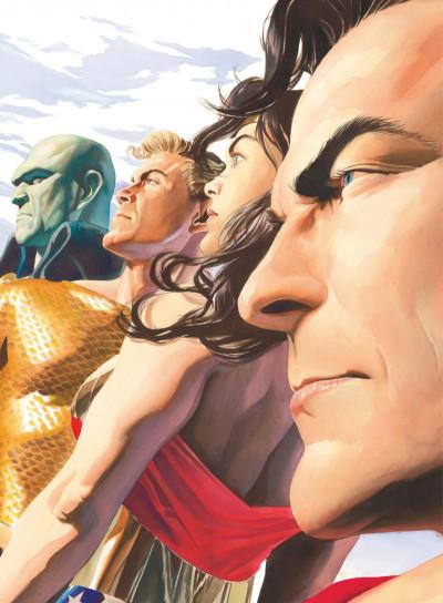 Page 3 Justice League - Icônes