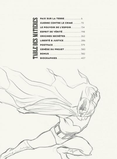 Page 5 Justice League - Icônes