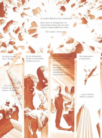 Page 8 Justice League - Icônes