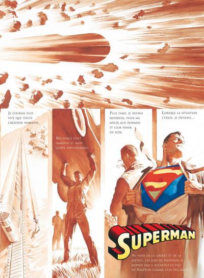 Page 9 Justice League - Icônes