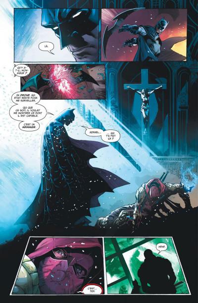 Page 1 Batman detective comics tome 1