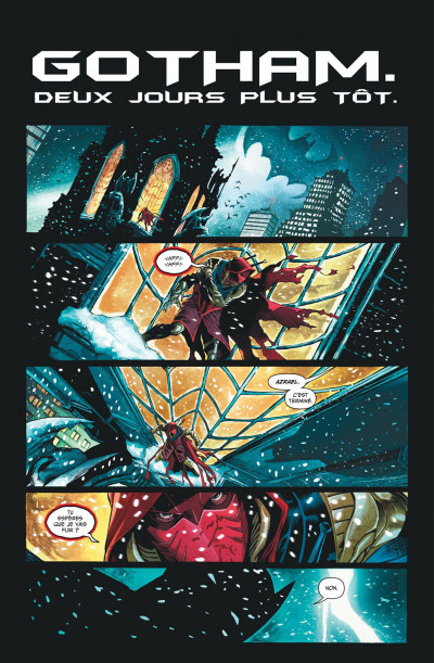 Page 7 Batman detective comics tome 1
