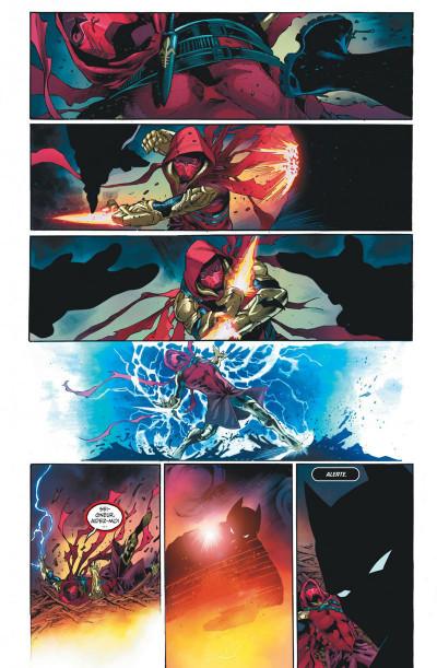 Page 9 Batman detective comics tome 1