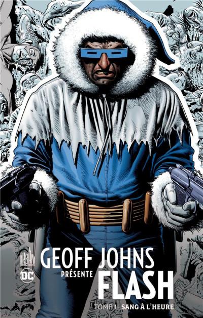 Couverture Geoff Johns présente Flash tome 2