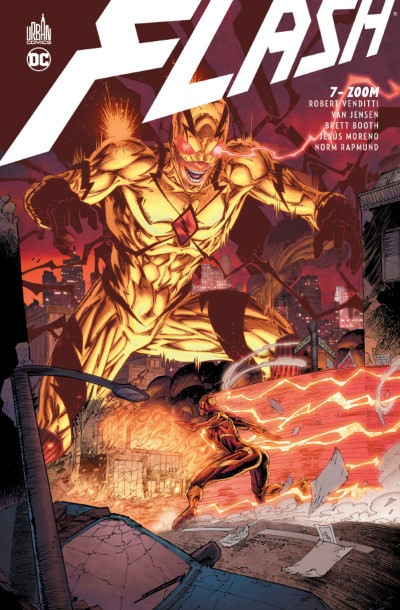 Couverture Flash tome 7