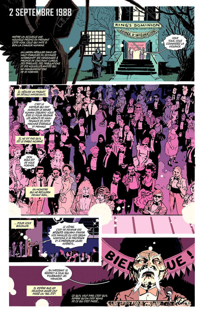 Page 4 Deadly class tome 5