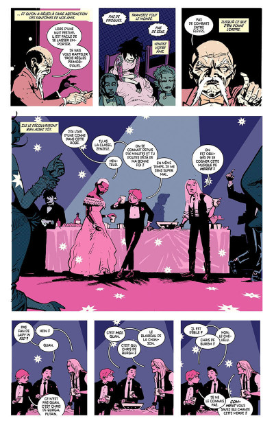 Page 5 Deadly class tome 5
